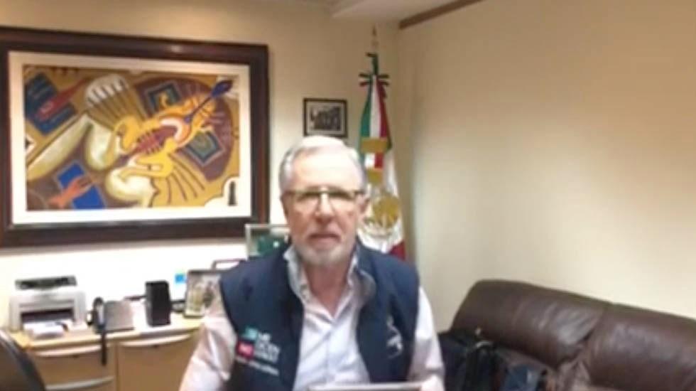 ¡Las Noticias! Van siete muertos por derrumbe en Monterrey