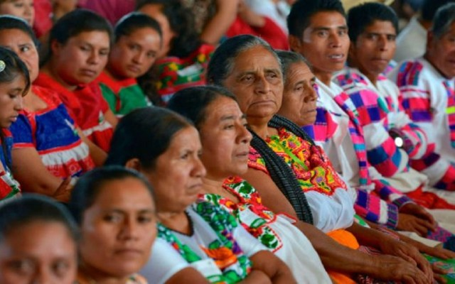 Publican lineamientos del Programa de Derechos Indígenas - Grupo Étnico de México. Foto de Internet