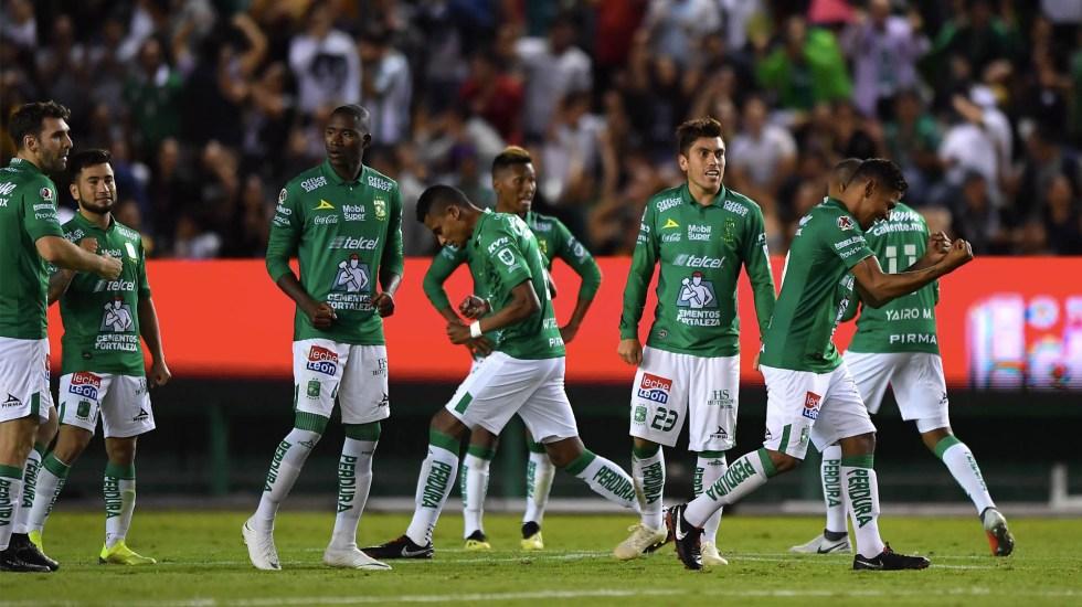 León elimina en penales a Pumas de la Copa MX - Foto de Mexsport