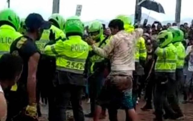 Linchan a hombre acusado de robar niños en Bogotá - Foto de Internet