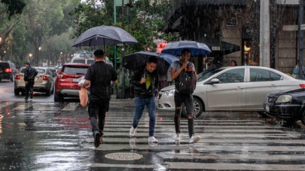 Prevén tormentas en al menos 24 estados del país - tormentas