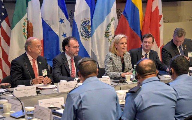 Luis Videgaray se reunirá con secretario general de la ONU - Foto de Twitter Luis Videgaray