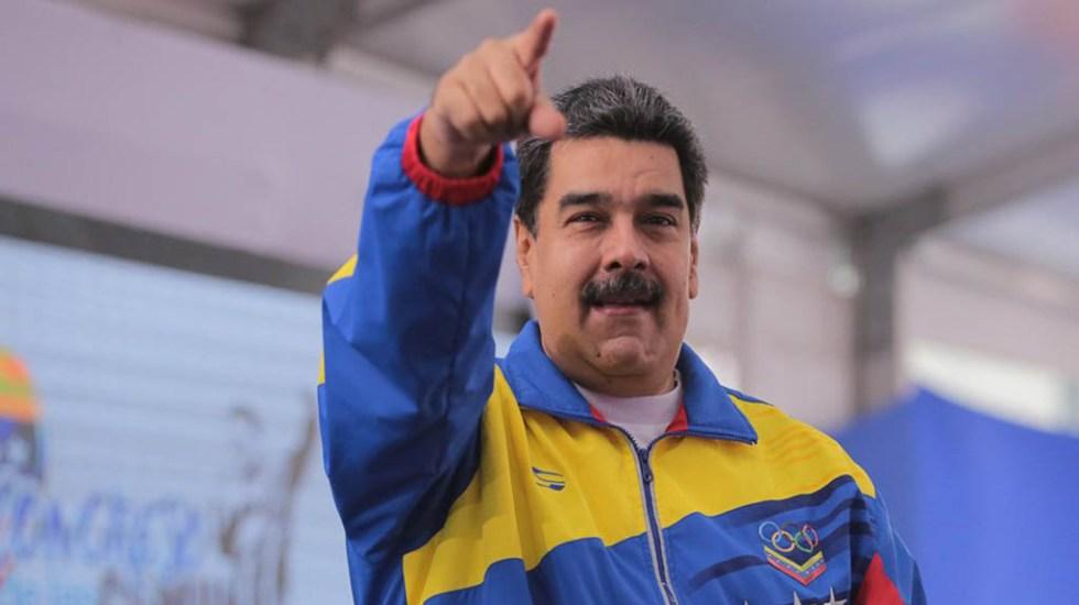 Ex presidentes de AL y España piden a AMLO cancelar invitación a Maduro a toma de posesión - Nicolás Maduro, presidente de Venezuela. Foto de Prensa Presidencial
