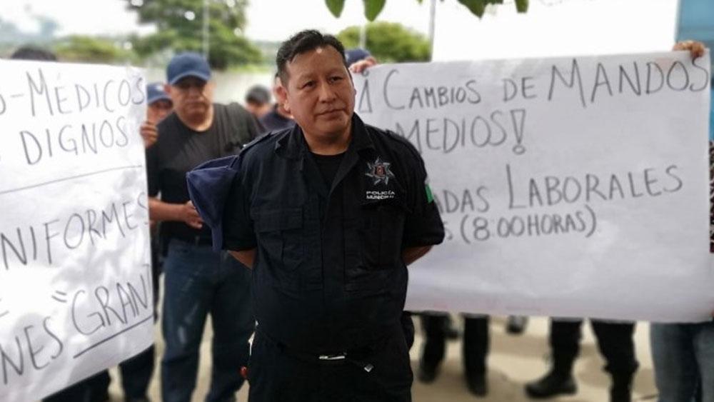 Detienen a comandante en Chiapas por motín. Noticias en tiempo real