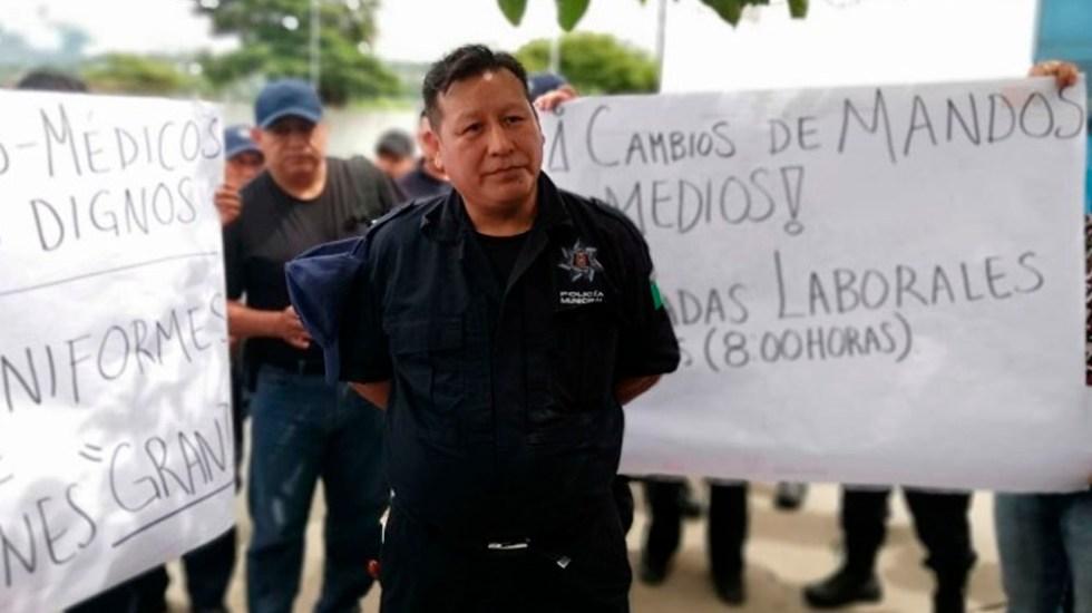 Detienen a comandante en Chiapas por motín - Foto de internet