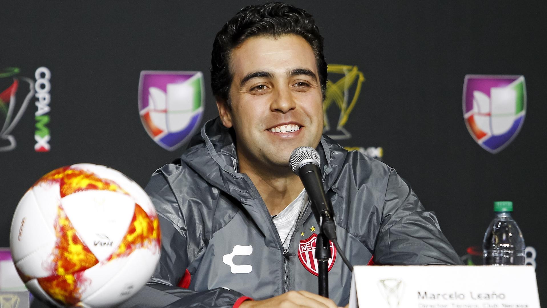 Michel Leaño es destituido como DT de Necaxa