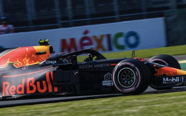 Verstappen amenaza desde los ensayos con ganar el GP de México de nuevo - Foto de @F1