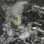 Prevén lluvias intensas en Oaxaca y Veracruz para este fin de semana - Lluvias