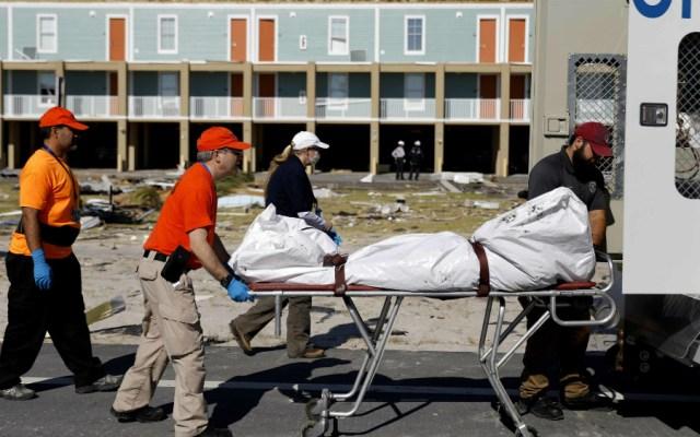 Al menos 16 muertos ha dejado el paso de 'Michael' en los EE.UU. - Foto de AP