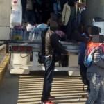 Rescatan a 123 migrantes en Tabasco - Foto de PGR