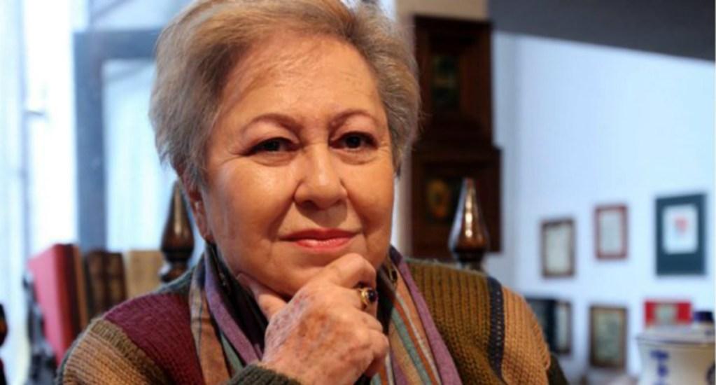 Muere la escritora Margarita Peña - La escritora e investigadora Margarita Peña. Foto de Internet