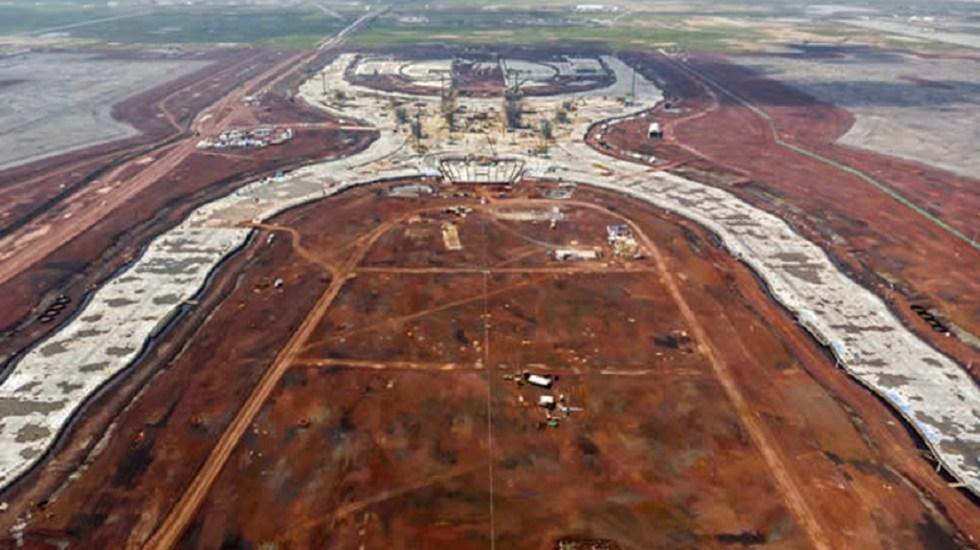 Suelo de Texcoco es el menos apto para el NAIM: UNAM - Aerolíneas latinoamericanas dificilmente podrán operar en tres aeropuertos a la vez