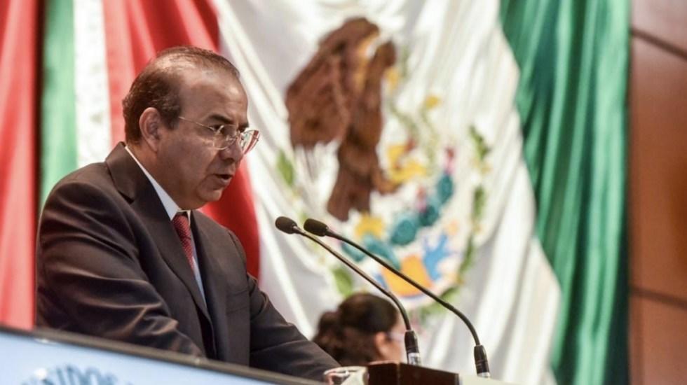 México apoyará a caravana migrante: Navarrete Prida - México apoyará a caravana migrante: Navarrete Prida