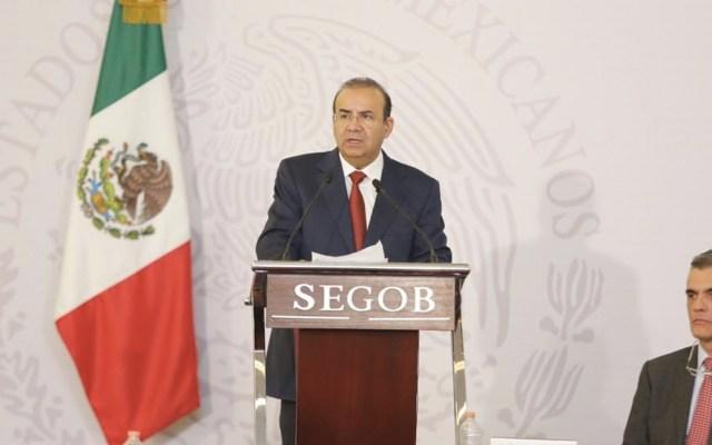 México no ha cedido a presión de EE.UU. por caravanas: Navarrete Prida - Foto de Twitter
