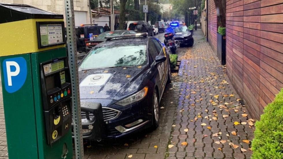 Balacera afuera de la casa de Norberto Rivera; 1 escolta muerto - Agresión contra Norberto Rivera fue directa: Amieva