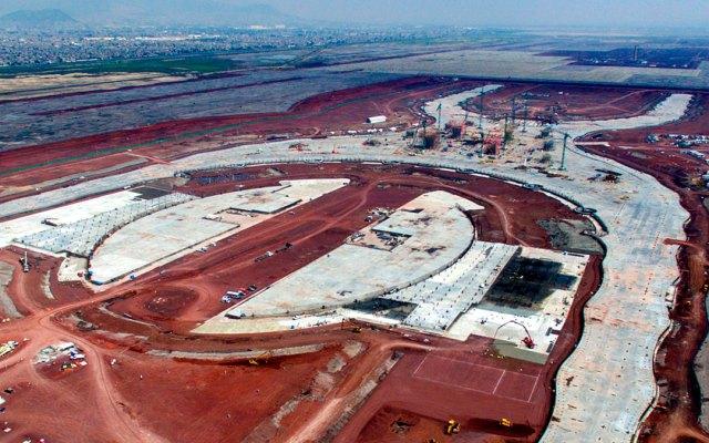 Consulta del NAIM pone nerviosa a la iniciativa privada: Concamín - Promueven amparo contra consulta nacional del nuevo aeropuerto