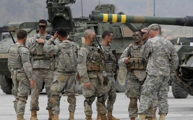 El Pentágono considera la obesidad como amenaza a la seguridad nacional - El pentágono no podrá cubrir su cuota de reclutamiento debido a la obesidad