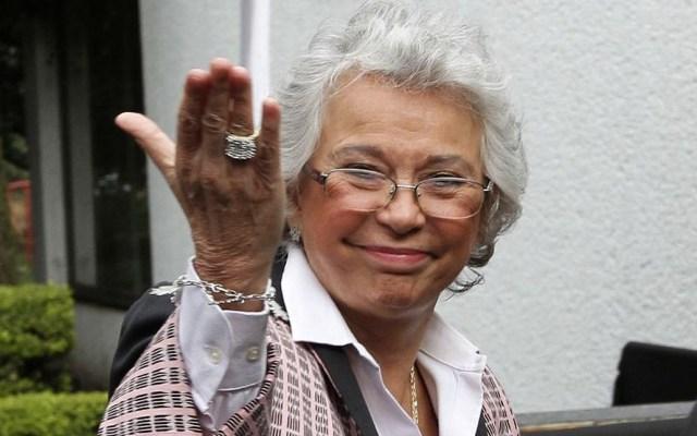 Restaurar Estado de Derecho, prioridad para AMLO: Sánchez Cordero - Sánchez Cordero
