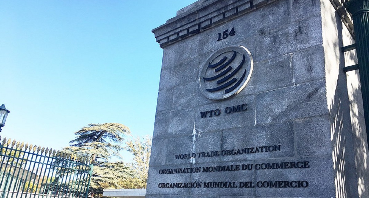 Oficinas de la OMC. Foto de @OMC_es