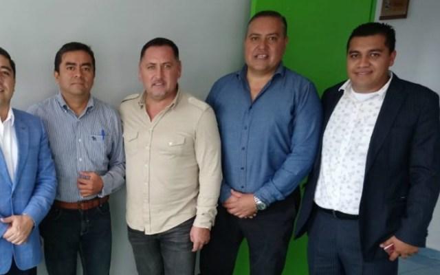 Cuauhtémoc Blanco suma a otro exfutbolista a su gabinete - Osiris Pasos. Foto de Internet