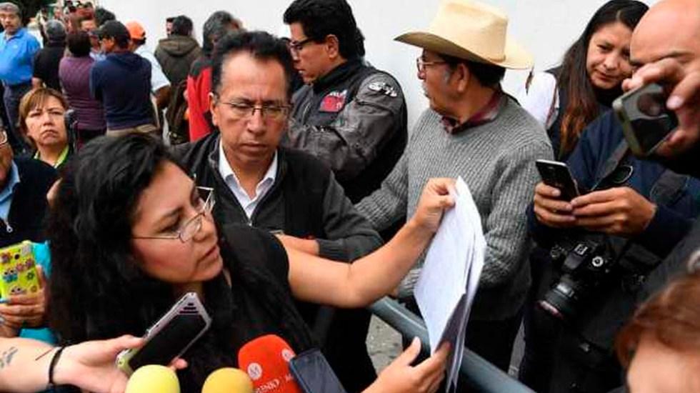 Padres de víctimas de abusos en kínder de GAM se reúnen con procurador - Foto de Milenio
