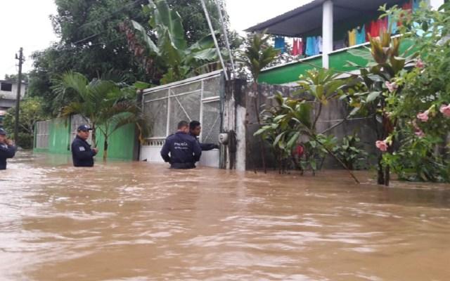 Lluvias por tormenta tropical Vicente dejan 12 muertos en Oaxaca - Foto de @CEPCO_GobOax