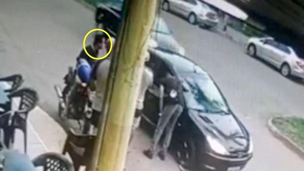 #Video Policía se suicida tras matar accidentalmente a su amigo