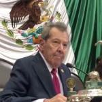 Muñoz Ledo llama a legisladores a investigar sobre robo de combustible - Foto de Twitter Porfirio Muñoz Ledo