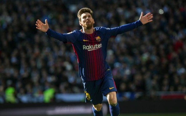 """La liga española analiza crear el premio """"Leo Messi"""" - El premio Leo Messi se entregaría al mejor jugador de LaLiga"""
