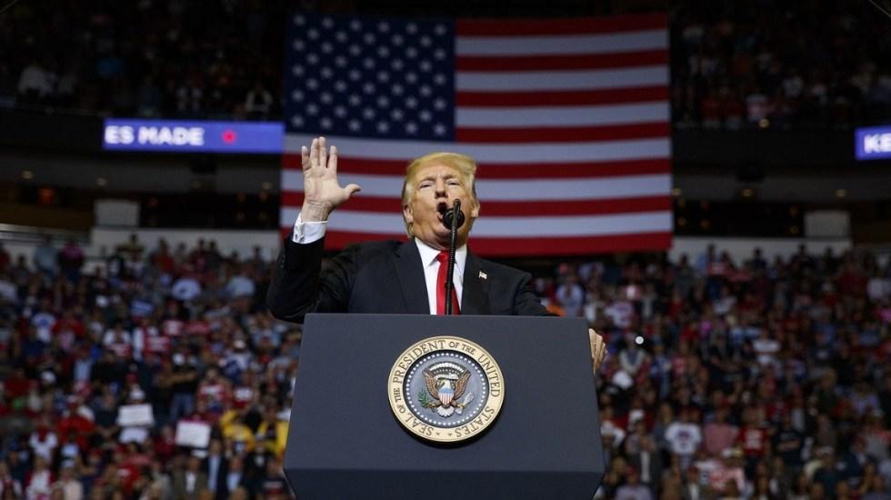 Los Angeles Times recomieda a Donald Trump cuidar sus palabras - Trump planea construir