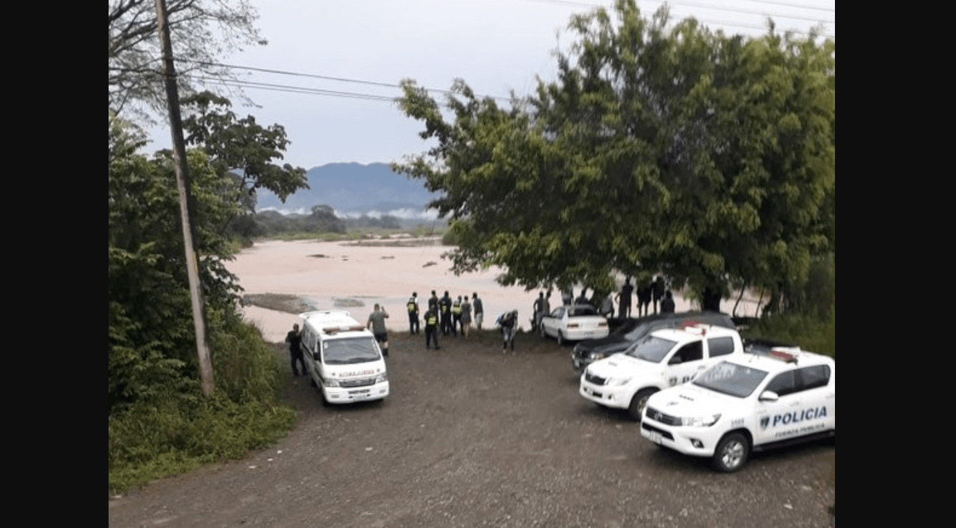 Cinco personas mueren en accidente en el río Naranjo — Costa Rica