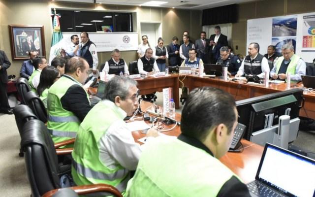 SEGOB declara superada emergencia por huracán Willa - Foto de @SEGOB_mx