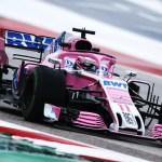 'Checo' Pérez saldrá décimo en Gran Premio de EE.UU. - 'Checo' Pérez saldrá décimo en Gran Premio de EE.UU.
