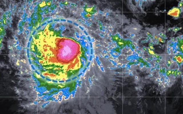 Sergio evoluciona a huracán categoría 1 - Foto de Conagua