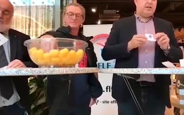 #Video Supuesto sorteo arreglado en Luxemburgo