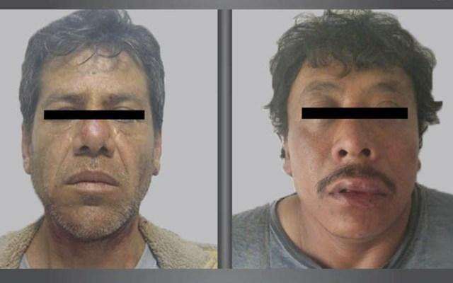 Vinculan a proceso a asaltantes que hirieron a menor en Ecatepec - Foto de Fiscalía General de Justicia del Estado de México