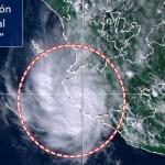 'Tara' se degradó este martes a depresión tropical - 'Tara' se degradó este martes a depresión tropical