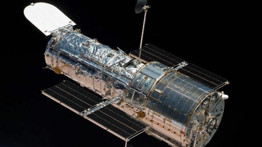 Falla en el telescopio Hubble lo deja fuera de servicio - Foto de NASA