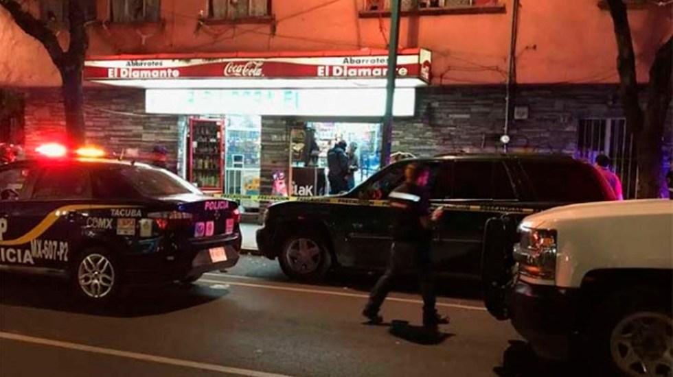 Balacera deja un muerto en tienda de Miguel Hidalgo - Foto de Excélsior