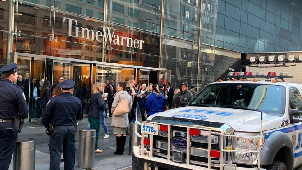 Time Warner Center. Foto de @ROCNY2