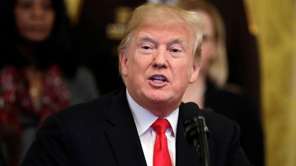 Como Tijuana, EE.UU. no está preparado para los migrantes: Trump - trump hizo referencias a la situación de tijuana con los migrantes