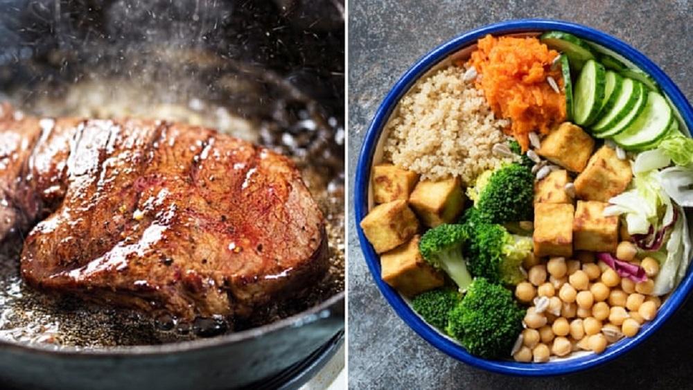 Se debe cambiar la carne roja por legumbres. Foto de Getty Images