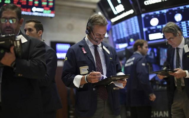 Bolsa de Valores de Nueva York se recupera de las caídas semanales - Foto de Drew Angerer/GETTY IMAGES NORTH AMERICA/AFP