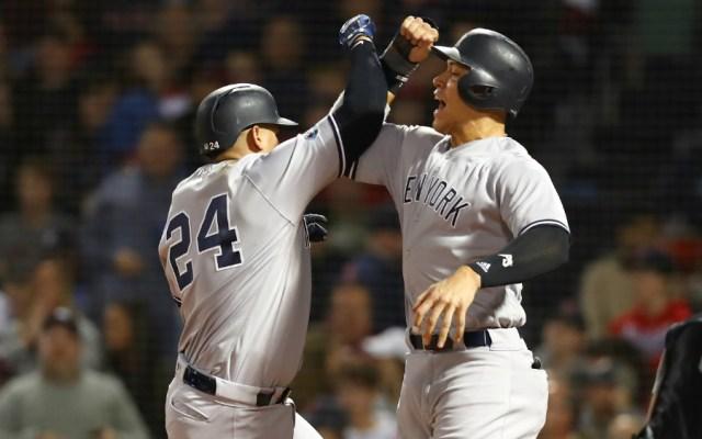 Yankees empatan serie divisional ante Media Rojas de Boston - Foto de AFP