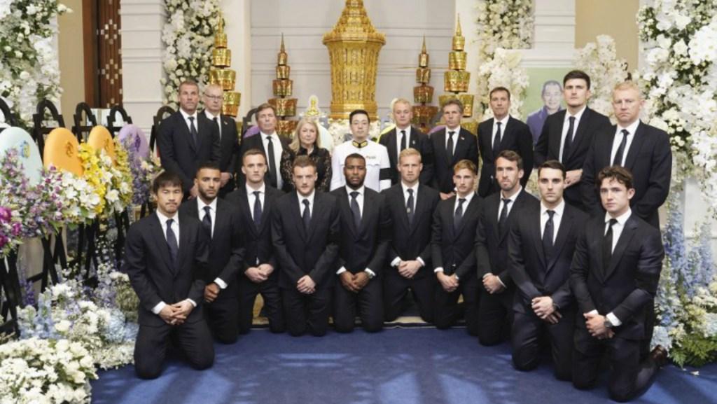 El Leicester City despide a su dueño, Vichai Srivaddhanaprabha. Noticias en tiempo real