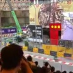 #Video Aparatoso accidente en la Formula 3 - Captura de Pantalla