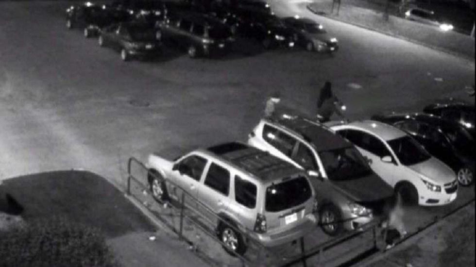 #Video Joven sobrevive a 30 balazos en Toronto - Agresión a músico en Toronto. Captura de pantalla