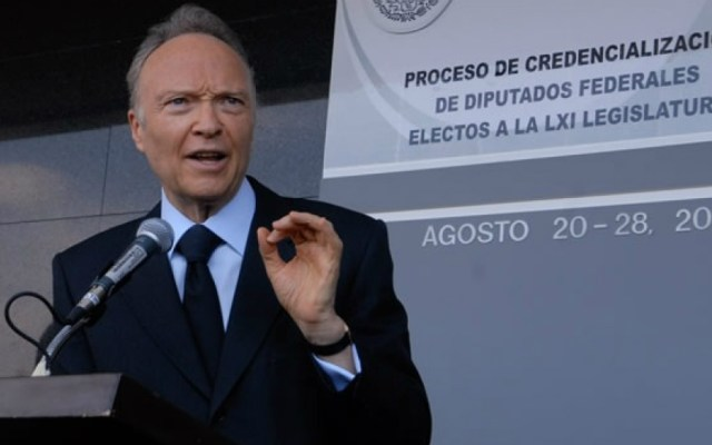 Asume Alejandro Gertz Manero como encargado de despacho de PGR - Foto de Expansión