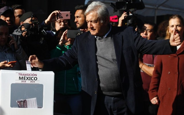 Habrá consulta para juzgar a ex presidentes de México: López Obrador - Foto de Quadratín