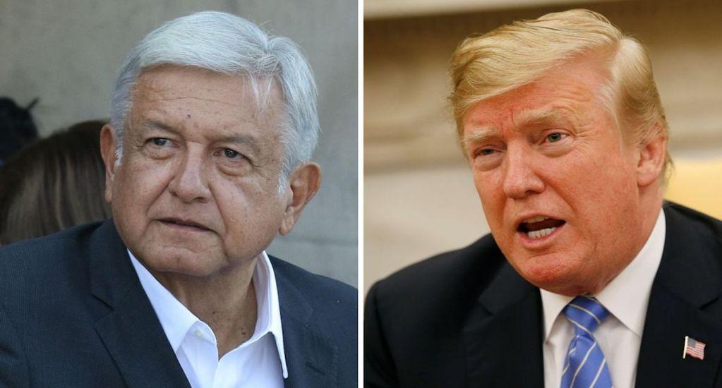 """""""No queremos ser imprudentes"""": AMLO sobre cierre de frontera con EE. UU. - López Obrador declina comentar sobre cierre de frontera con ee. uu."""